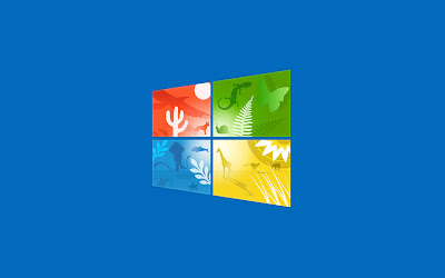 Windows 8 Abstract Wallpaper