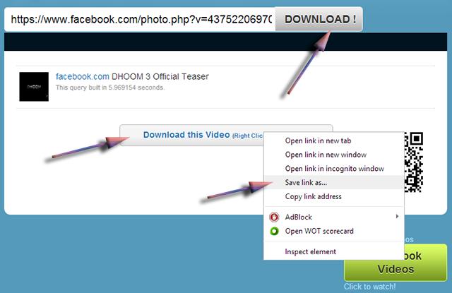 download+facebook+videos