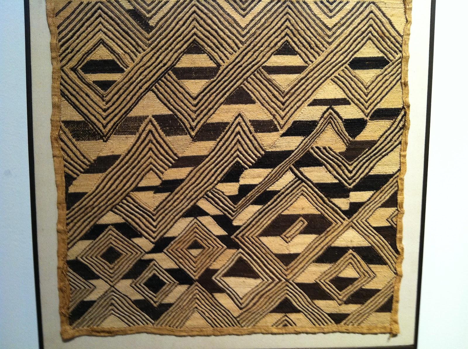 African Art Geometric Designs
