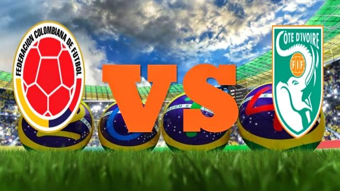 Prediksi Skor FIFA World Cup Terjitu Kolombia vs Pantai Gading jadwal 19 Juni 2014