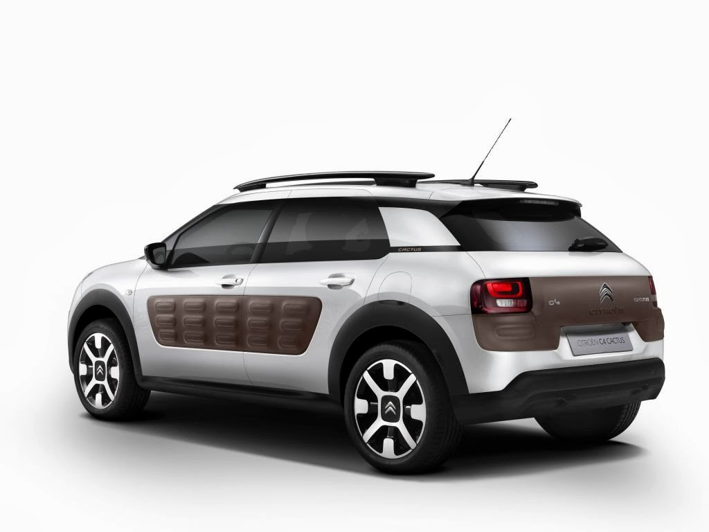 Citroën C4 Cactus innovates in form and will be sold through ...