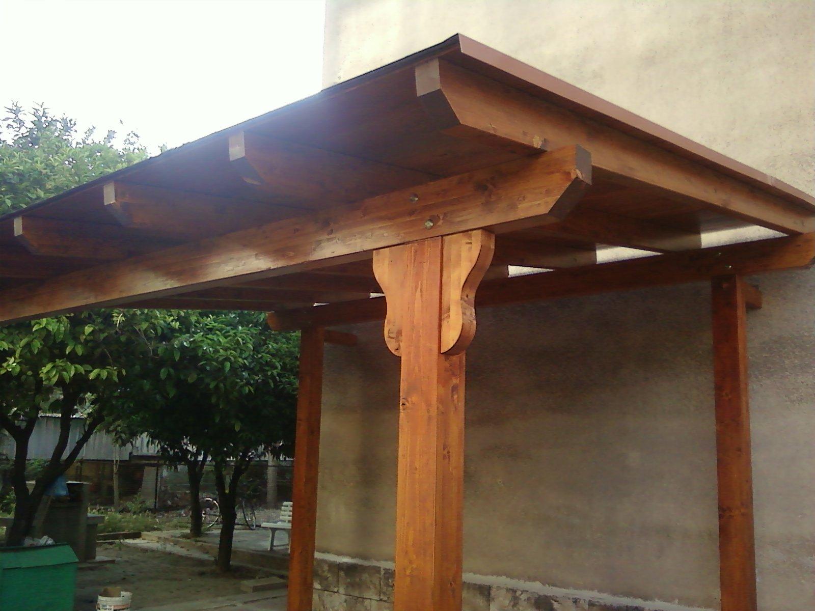 Fai da te hobby legno aprile 2012 for Pergolato in legno fai da te