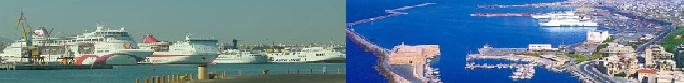 Λιμάνι Ηρακλείου πόλος έλξης των κατοίκων