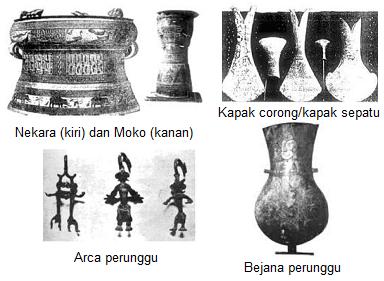 Peninggalan Zaman Logam di Indonesia