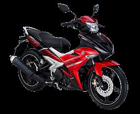 Pilihan Warna Yamaha MX King 150