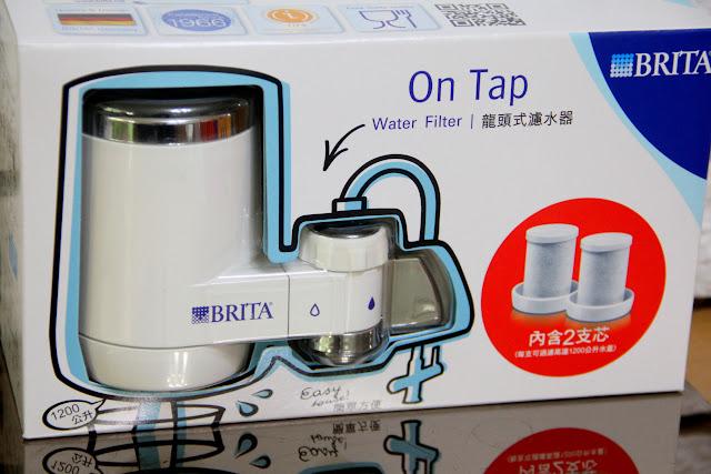 BRITA On Tap 龍頭式濾水器