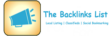 Free Directory Sites | Local Listing Sites | Free SEO Backlinks List