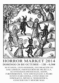 HORROR MARKET 2014 THE WITCHING HOUR
