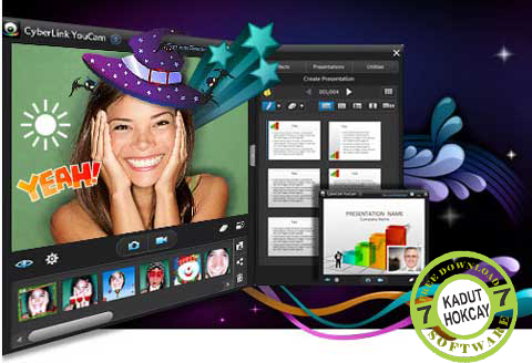 Download Cyberlink YouCam 6.0.2728 Deluxe Terbaru Full Version