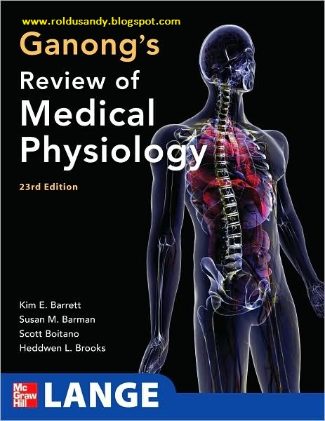 Ganong's Physiology Examination Board Review free Pdf Book ...
