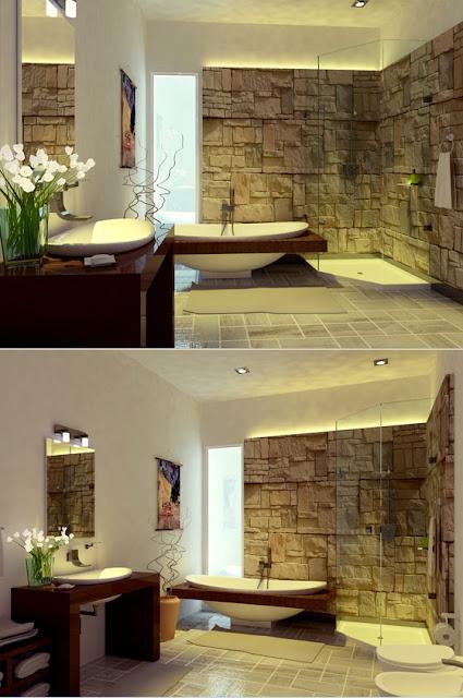 Elegant bathroom designs modern bathroom designs for Channel 4 bathroom design ideas