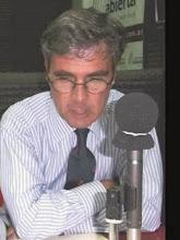 Recitando en Radio UAI