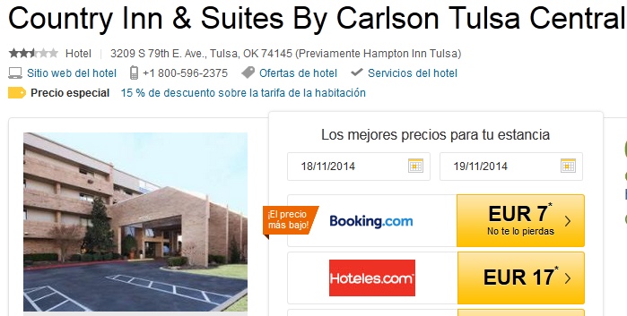 Country Inn & Suites by Carlson, Tulsa Central Trip Advisor