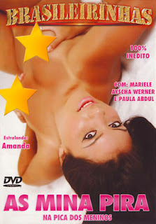 Brasileirinhas - As Mina Pira na Pica dos Meninos - DVDRip