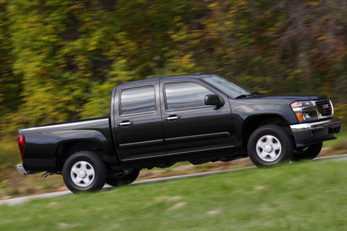 car-model-2012: 2011 GMC Canyon