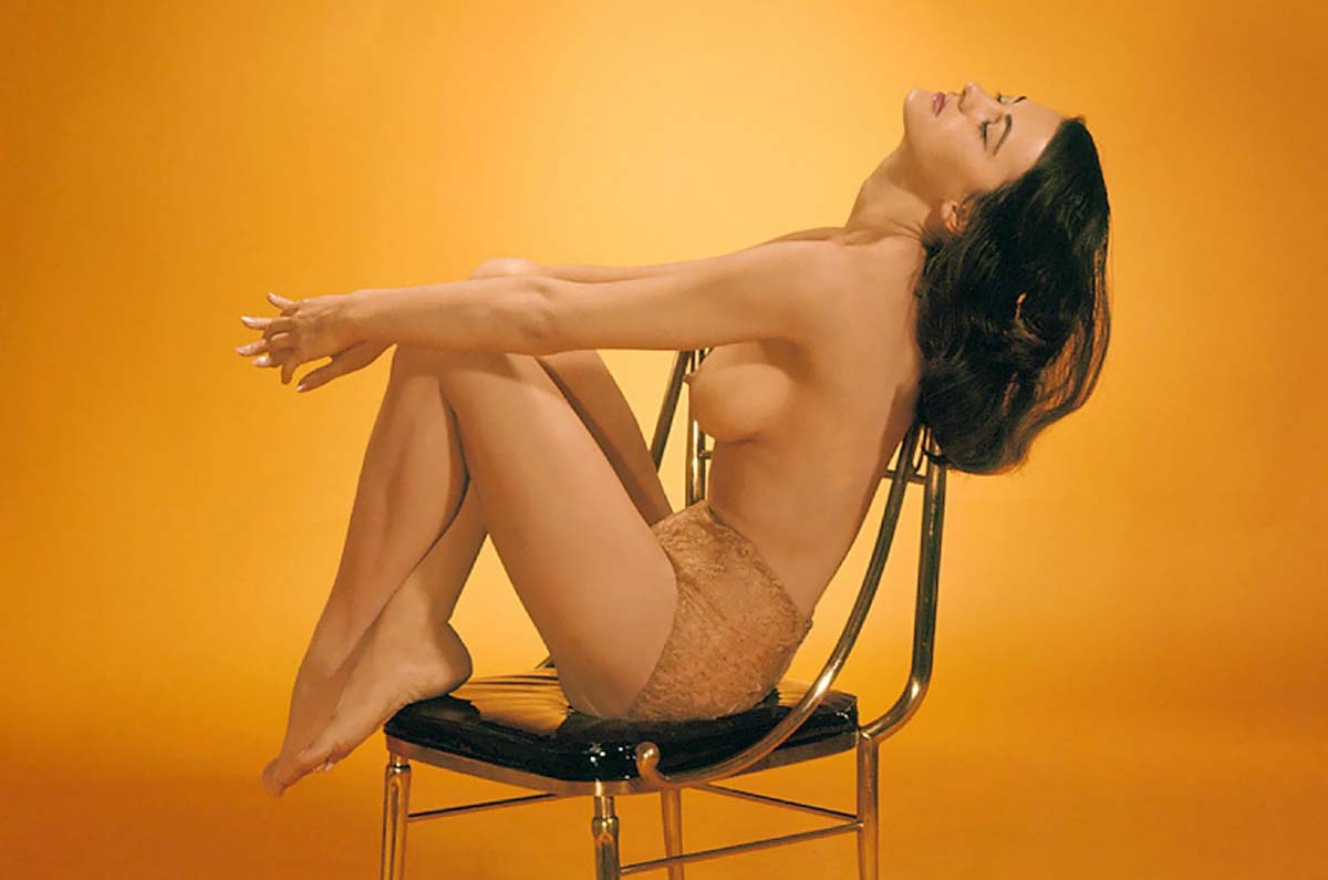 virginia gordon nude pussy