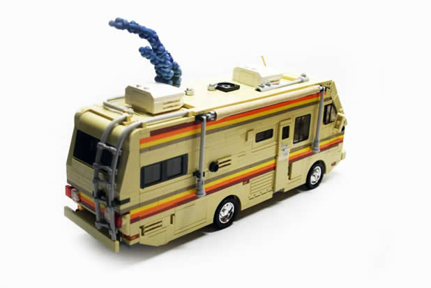 le camping car passe partout lego le camping car de breaking bad. Black Bedroom Furniture Sets. Home Design Ideas