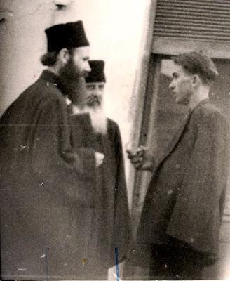 O scrisoare de la Sandu Tudor şi o fotografie inedită cu adevărata elită a României