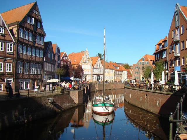 Luneburg - Old Town, Germany, Alemanha