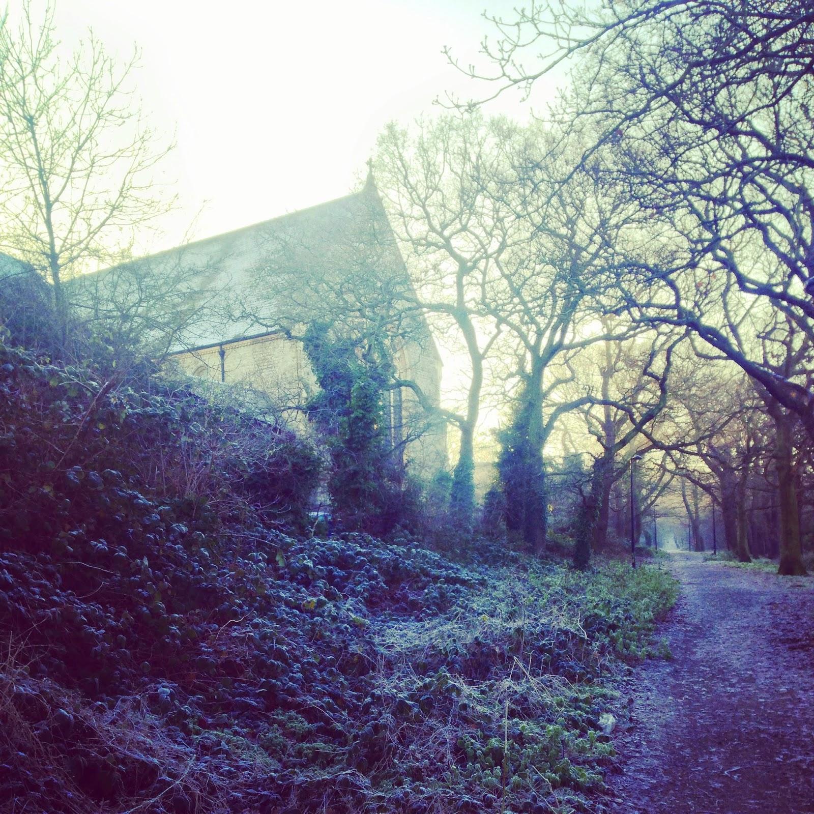 Cox Walk in Dulwich