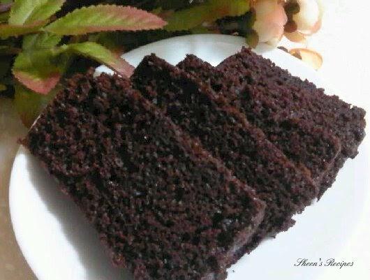 how to make chocolate moist cake recipe