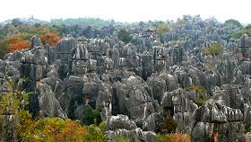 7 Keajaiban Alam yang Menakjubkan di China