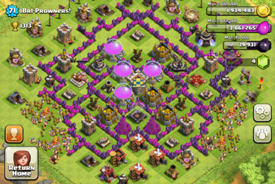 Clash of Clans Strategy Defense #2