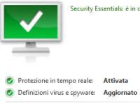 MSE 4.3 antivirus Microsoft