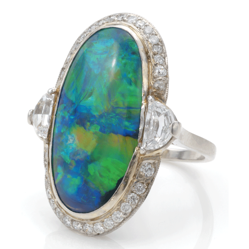 Mokada jewelry opal october s birthstone