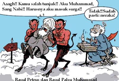 Karakter Syaitan Dalam Al-Qur'an Muhammda+dan+Neraka