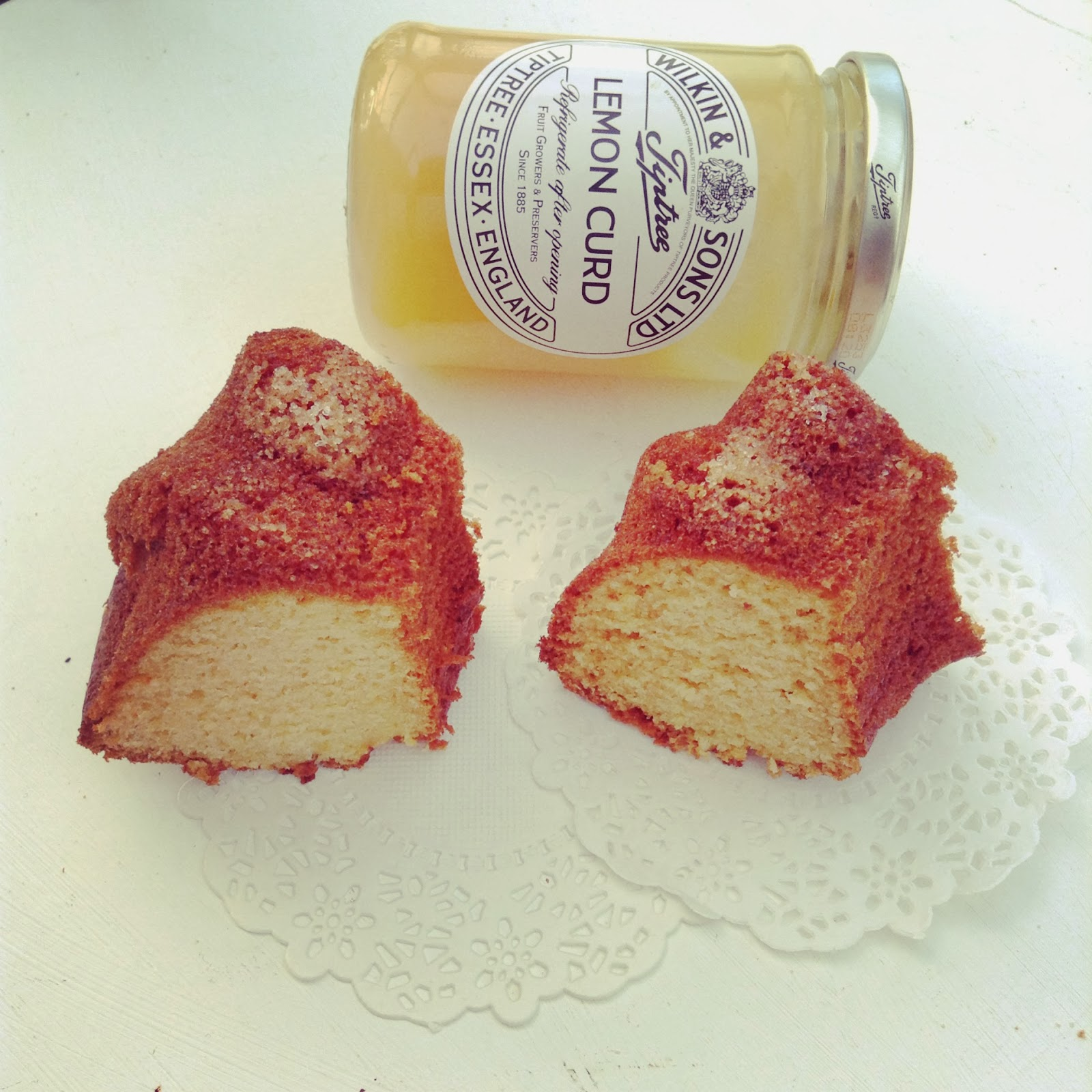 lemon curd wilkin & sons gâteau citron