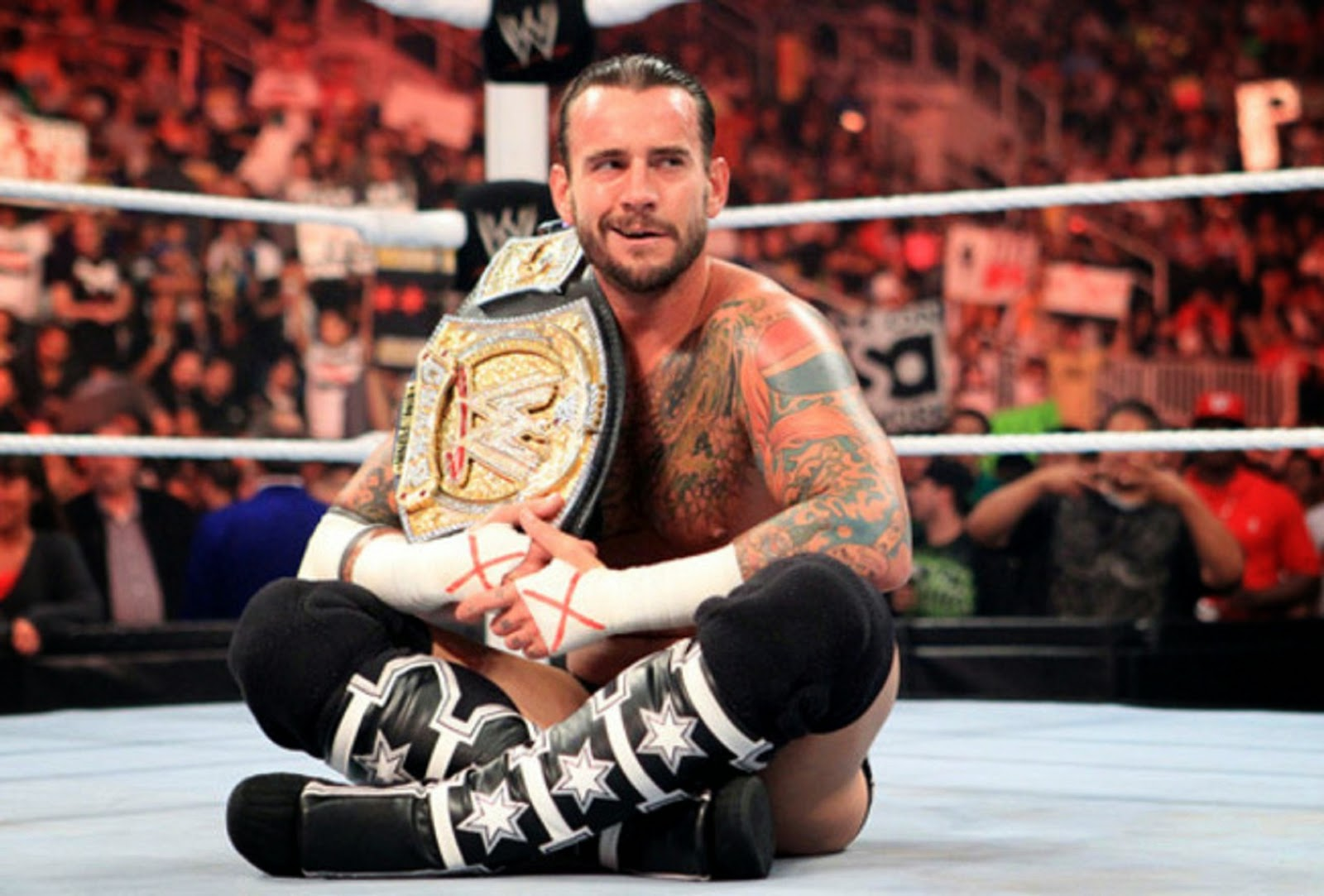Cm punk hd free wallpapers wallpaper kingdom cm punk hd free wallpapers voltagebd Choice Image