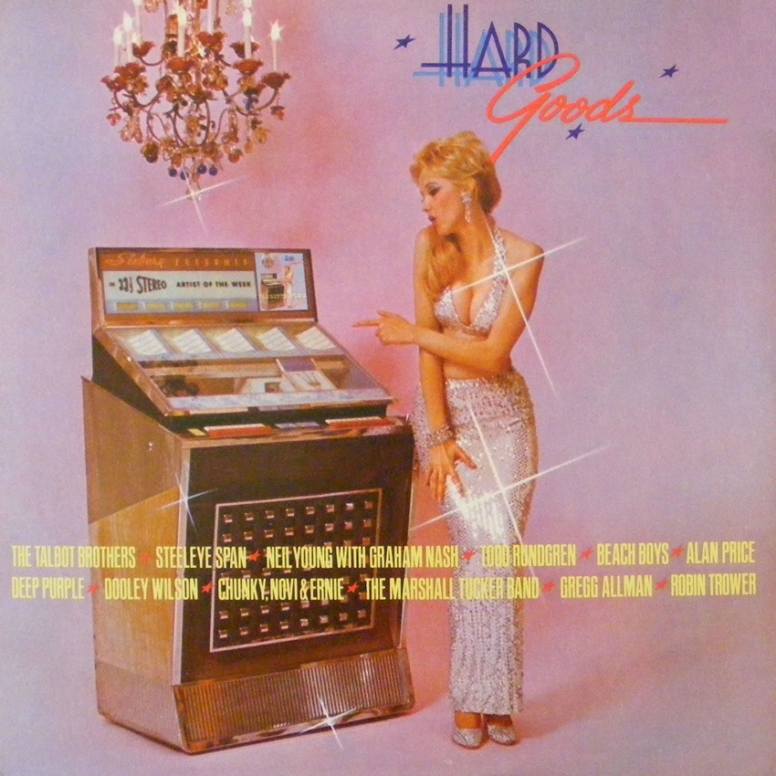 Artist various artists title of album hard goods year of release 1974