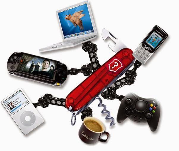 Pengertian Gadget dan penggunaanya