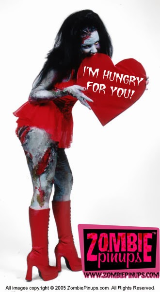 ... Something) Special In Your Life, And Donu0027t Forget That The 2014 Zombie  Pinups Zombie Valentine Photo Contest Is Going On Right Now   Get Your  Photos In!