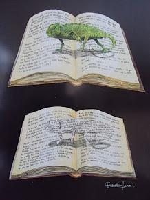 Cartel conmemorativo 10º Aniversario del Proyecto Animación lectura y escritura: Érase una vez...