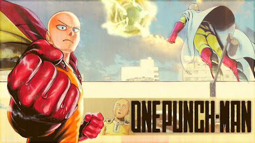 TOP ANIMES: One punch man!