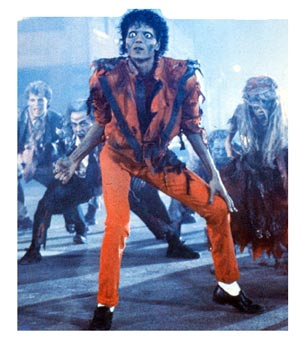 MIchael Jackson Thrill...