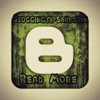 add page break in blogger