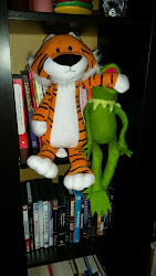 Kermit and Hobbes