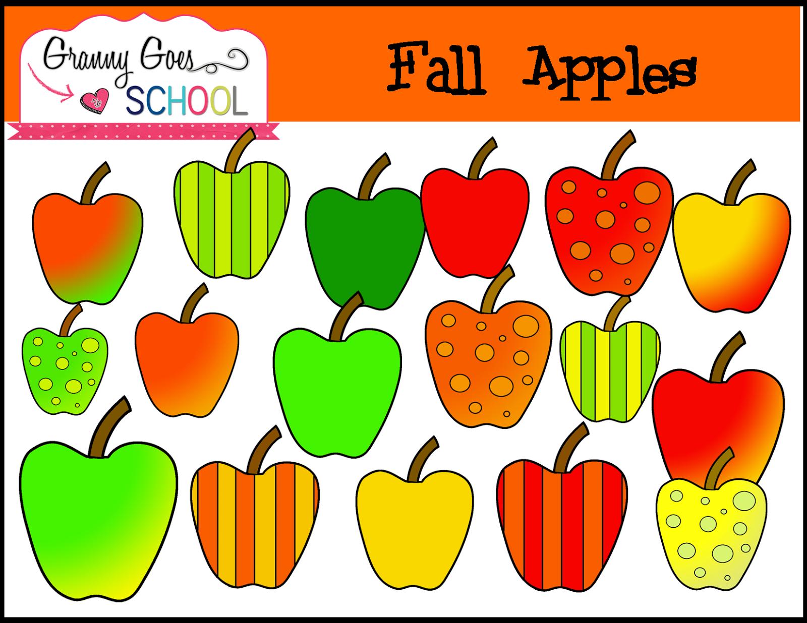 http://grannygoestoschool.blogspot.com/2014/09/fall-apples-free-clip-art.html