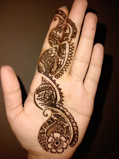 For Eid Mehndi Design