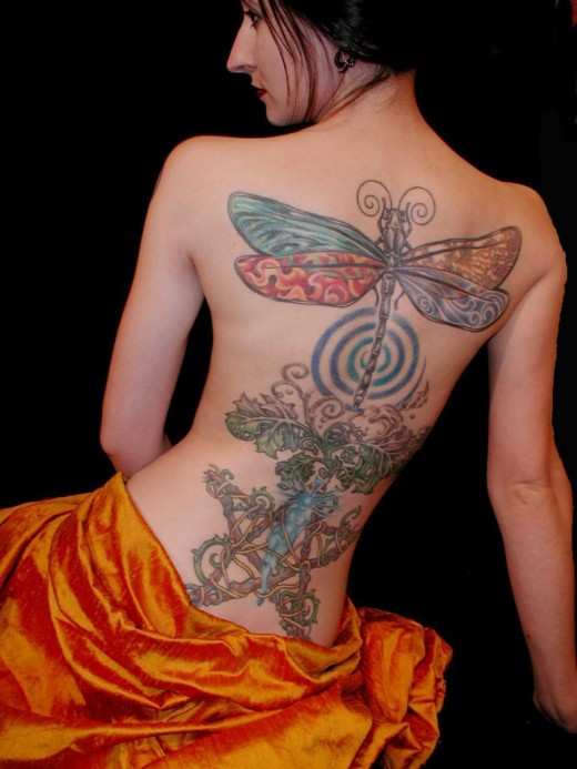 Lower back Tattoos For Women ,Tattoos For Girls,Sexy Tattoos ,tattoos