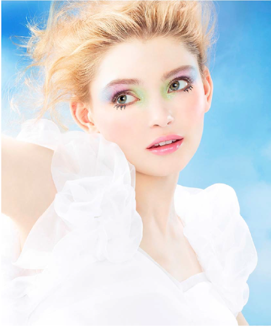 shu uemura collection maquillage printemps 2012