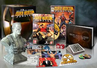 [Unboxing] Duke Nukem Forever, Balls of Steel Edition