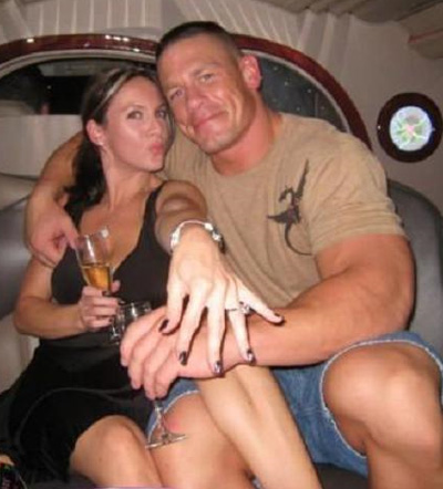 Sports in news: john cena cute wife and loving wife Nastia Liukin Gymnastics Wallpaper