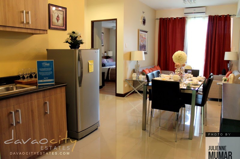 Verdon Parc Unit B (2-Bedroom Inner with Balcony) Showroom Photos