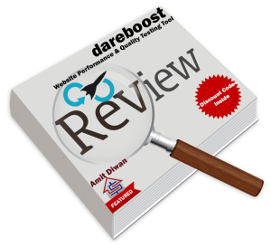 Product Review - DareBoost