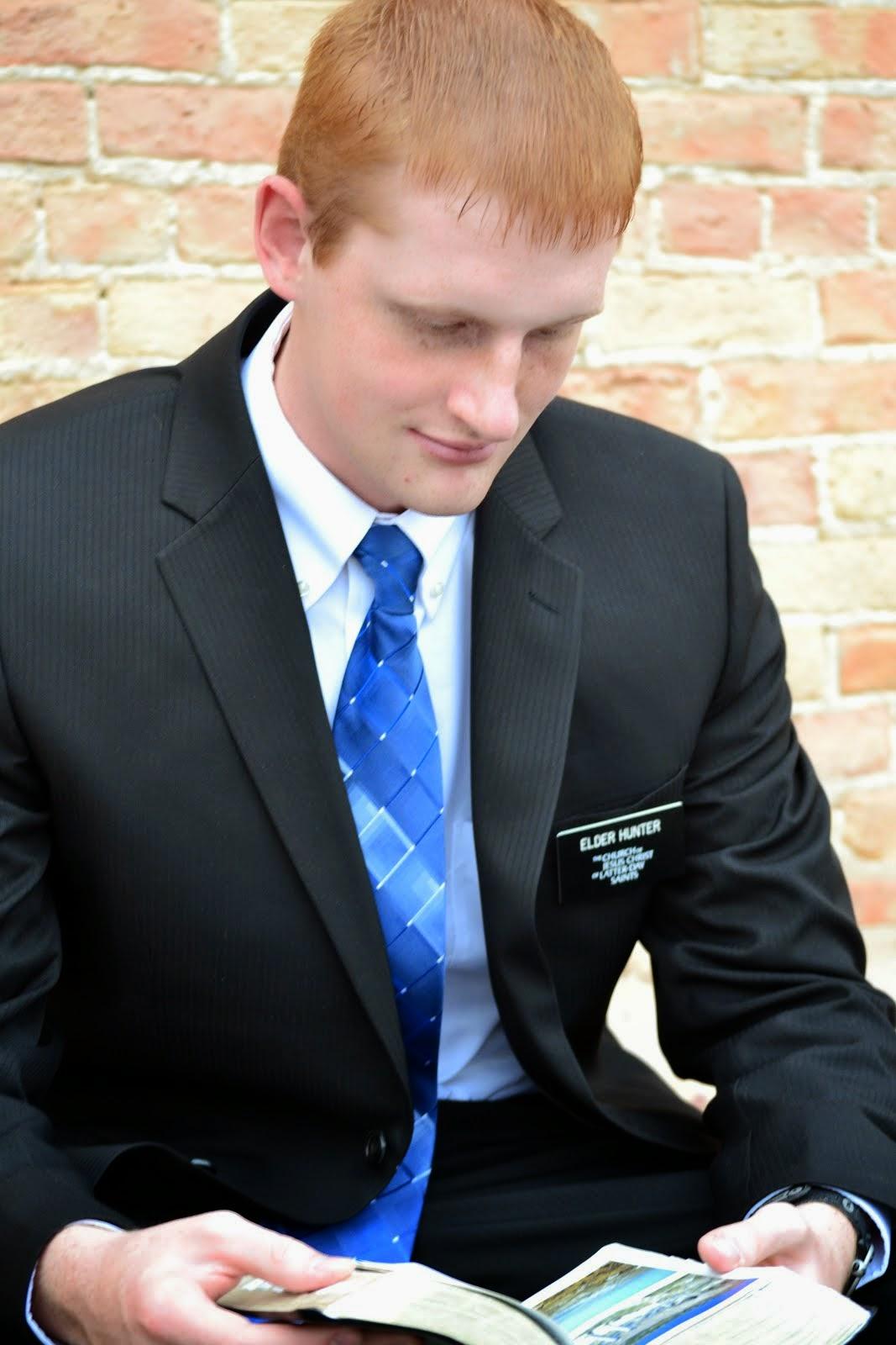 Elder Brock Chad Hunter