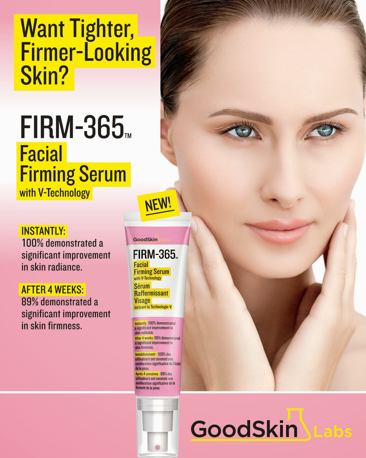 Thing or two about holly jean goodskinlab firm 365 facial